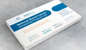 National Bowel Cancer Screening Program Kit